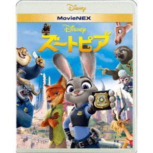 ズートピア MovieNEX [Blu-ray]の商品画像