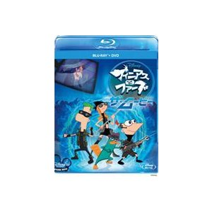 フィニアスとファーブ/ザ・ムービー ブルーレイ&DVDセット [Blu-ray]|starclub