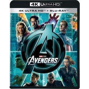 アベンジャーズ 4K UHD MovieNEX [Ultra HD Blu-ray]|starclub