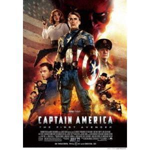 キャプテン・アメリカ/ザ・ファースト・アベンジャー MCU ART COLLECTION(Blu-ray)(数量限定) [Blu-ray]|starclub
