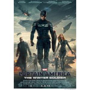 キャプテン・アメリカ/ウィンター・ソルジャー MCU ART COLLECTION(Blu-ray)(数量限定) [Blu-ray]|starclub