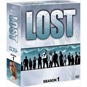 LOST シーズン1 コンパクトBOX(DVD)