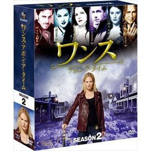 ワンス・アポン・ア・タイム シーズン2 コンパクトBOX [DVD]|starclub