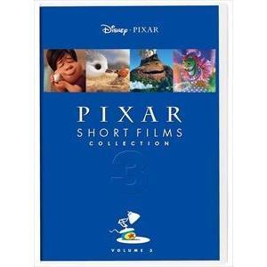 ピクサー・ショート・フィルム Vol.3 [DVD]|starclub