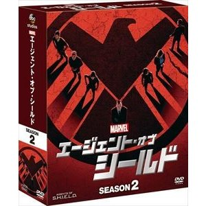 エージェント・オブ・シールド シーズン2 コンパクトBOX [DVD]|starclub