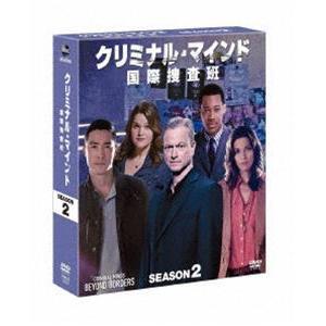 クリミナル・マインド 国際捜査班 シーズン2 コンパクト BOX [DVD]|starclub