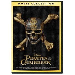 パイレーツ・オブ・カリビアン DVD 5ムービー・コレクション [DVD]|starclub