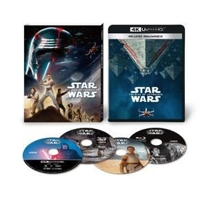 スター・ウォーズ/スカイウォーカーの夜明け 4K UHD MovieNEX [Ultra HD Blu-ray]|starclub