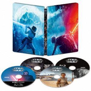 スター・ウォーズ/スカイウォーカーの夜明け 4K UHD MovieNEX スチールブック(数量限定) [Ultra HD Blu-ray]|starclub