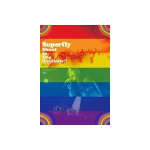 Superfly/Shout In The Rainbow!!(通常盤) [DVD]|starclub