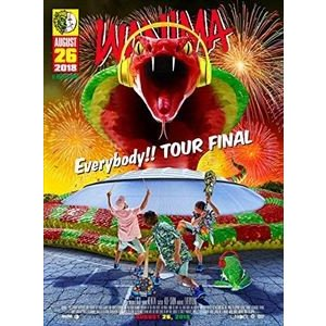 WANIMA/Everybody!! TOUR FINAL [DVD]|starclub