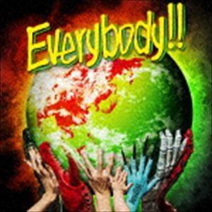 WANIMA / Everybody!! [CD]|starclub