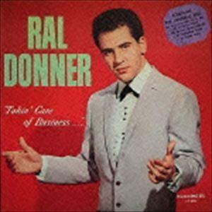 """種別:CD ラル・ドナー 解説:1950年代に数多く排出された""""エルヴィス・フォロワー""""の中で一際輝..."""