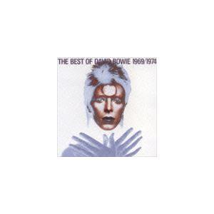 デヴィッド・ボウイ ザ・ベスト・オブ・デビッド・ボウイ 1969-1974 CD の商品画像