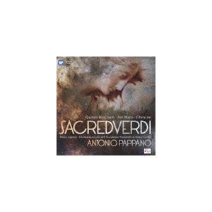 アントニオ・パッパーノ(cond) / 聖なるヴェルディ 聖歌四篇/リベラ・メ/アヴェ・マリア(ハイブリッドCD) [CD]|starclub
