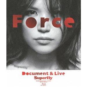 Superfly/Force〜Document&Live〜 <Blu-ray> [Blu-ray]|starclub