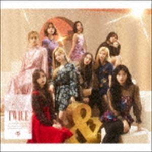 TWICE / &TWICE(初回限定盤A/CD+DVD) (初回仕様) [CD]