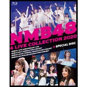 NMB48 4 LIVE COLLECTION 2020 [Blu-ray]|starclub