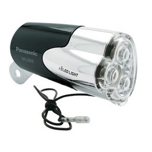 Panasonic(パナソニック) SKL093 LED ハブダイナモ専用ライト