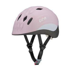OGK(オージーケー) PINE(パイン) ラビットピンク 47-51cm キッズヘルメットの画像