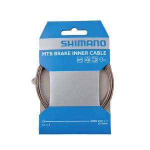 SHIMANO(シマノ) MTB ブレーキインナーケーブル ステンレス 1.6mm x 2050mm Y80098210|starcycletokyo-pro