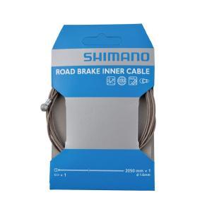 SHIMANO(シマノ) ROAD ブレーキインナーケーブル SIL-TEC コーティング 1.6mm x 2050mm Y80098320|starcycletokyo-pro
