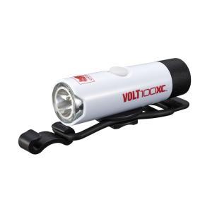 CATEYE HL-EL051RC VOLT100XC ホワイト USB充電式