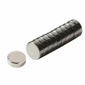 ネオジム磁石 ネオジウム磁石 1個バラ売り 5mm×2mm 丸型 超強力 マグネット ボタン型 N35|starfocus|02