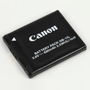 Canon キャノン NB-11L 純正 バッテリーパック 充電池  NB11L|starfocus