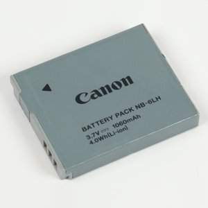 Canon キャノン 純正 NB-6LH バッテリーパック ...