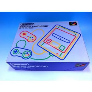 スーパーファミコン本体セット スーファミ SFC 美品 互換AVケーブル、互換ACアダプターセット 箱あり 取扱説明書あり レトロゲーム クリス starfocus