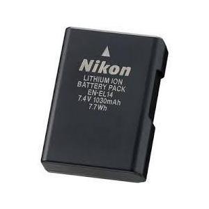 NIKON ニコン EN-EL14 純正 リチウムイオンバッテリー 充電池 ENEL14|starfocus
