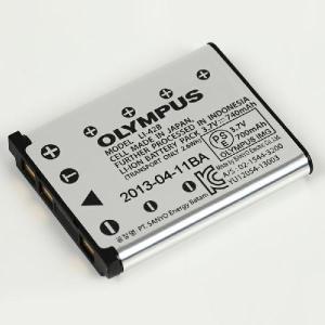 OLYMPUS オリンパス LI-42B 純正 リチウムイオン充電池 バッテリー【輸入版】 LI42B|starfocus