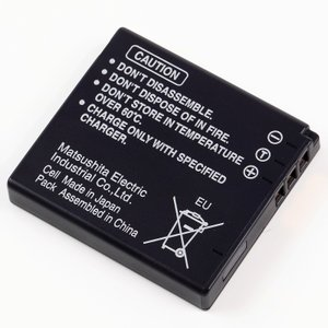 Panasonic パナソニック 純正 DMW-BCE10 バッテリーパック DMWBCE10 starfocus 05