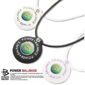 パワーバランス ネックレス ペンダント 日本正規品 POWER BALANCE シリコン ペンダント|starfocus