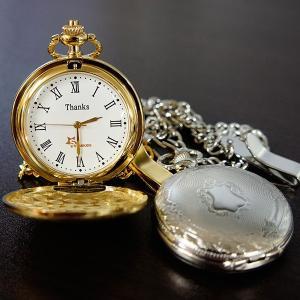 「会社ロゴ 蓋付き懐中時計」オリジナル時計 企業ロゴマーク 名入れ 開店祝い 開業祝い 開院祝い 周年 創業 竣工 記念|starkids