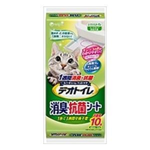 ユニチャーム 1週間消臭・抗菌デオトイレ 消臭シート 10枚|starlive