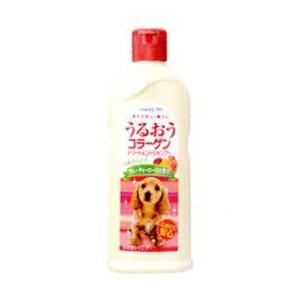 アース・バイオケミカル コラーゲントリートメントシャンプー フルーティーローズの香り 350ml|starlive