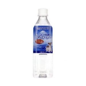 アース・バイオケミカル ペットの天然水 Vウォーター 500ml|starlive
