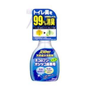 ジョンソン トレーディング株式会社 天然成分消臭剤 ネコのフン・オシッコ臭専用 270ml×30本|starlive
