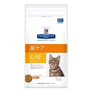ヒルズ プリスクリプションダイエット 猫用 c/d マルチケア 4kg×4袋|starlive