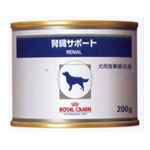 ロイヤルカナン ジャポン 腎臓サポート 犬用 200g|starlive