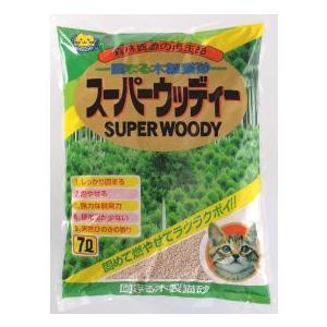 常陸化工 スーパーウッディー 7L×6袋
