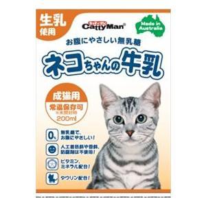 ドギーマンハヤシ ネコちゃんの牛乳成猫用 200mlの関連商品7