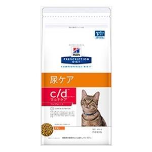 ヒルズ プリスクリプションダイエット 猫用 c/d マルチケア コンフォート 4kg