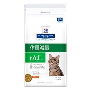 通常2-5日発送【ヒルズ】プリスクリプションダイエット 猫用 r/d 4kg×4袋 リニューアル後の...