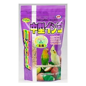 ナチュラルペットフーズ株式会社 エクセル 中型インコ 皮付き 500g 鳥用×30袋|starlive