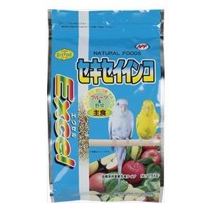 ナチュラルペットフーズ株式会社 エクセル セキセイインコ 1.5kg 鳥用×12袋|starlive