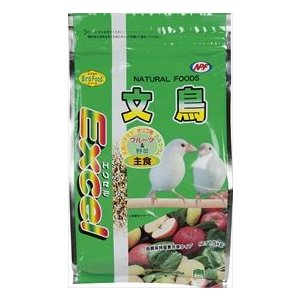 ナチュラルペットフーズ株式会社 エクセル 文鳥 1.5kg 鳥用×12袋|starlive