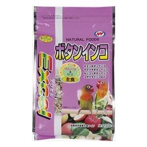 ナチュラルペットフーズ株式会社 エクセル ボタンインコ 1.3kg 鳥用×12袋|starlive